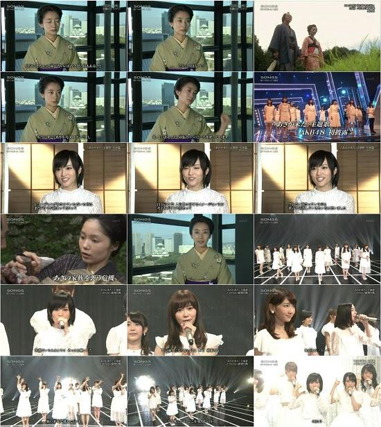 (TV-Music)(1080i) AKB48 Part – SONGS 151114