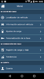 MyFord Mobile: miniatura de captura de pantalla