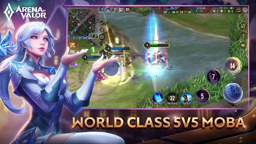 Arena of Valor: 5v5 Arena Game 1.35.1.12 screenshots 1