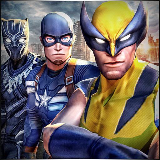 Grand Superhero Fighter Pro (game)