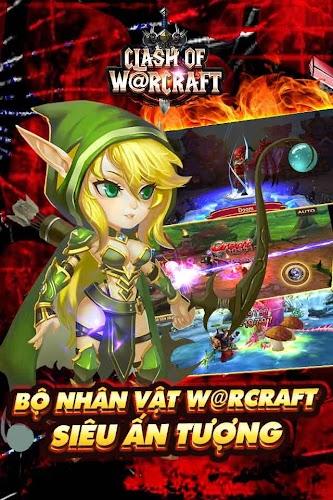 Hack Clash of W@rCraft