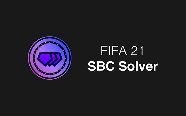 FIFA 21 SBC solver