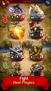 Card Heroes: Arena of Legends
