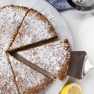 Gluten-Free Lemon Poppyseed Cake
