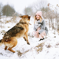 Wedding photographer Katerina Kuzmicheva (katekuz). Photo of 31.01.2018