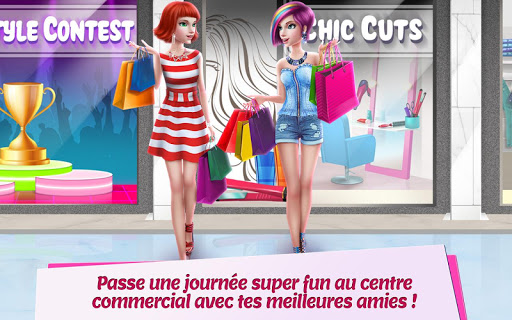 Shopping Girl  captures d'u00e9cran 2