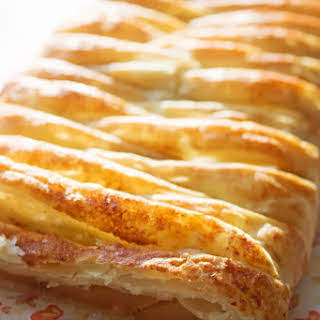 Apple and Coconut Braid.