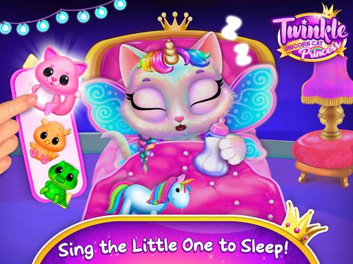 Twinkle - Unicorn Cat Princess screenshots 18