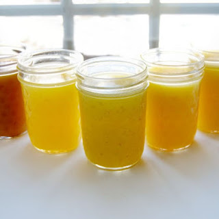 Lemon Curd & Fruit Curds Recipe