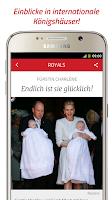 Screenshot of Gala