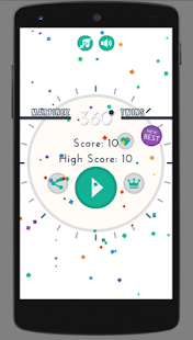 Martinez Twins 360 Game screenshot