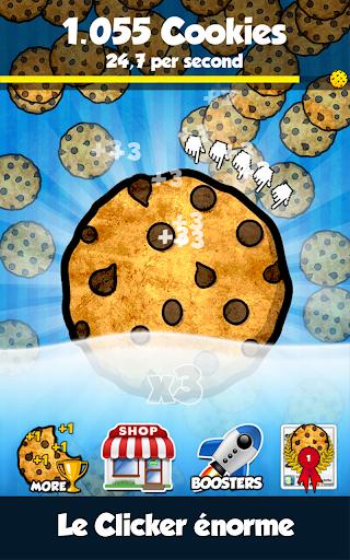 Cookie Clickers™  captures d'écran 1