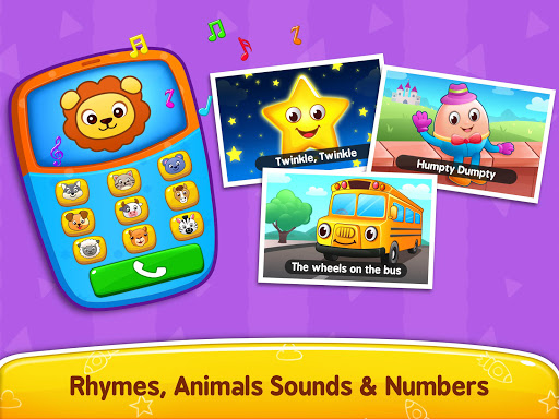 Baby Games - Piano, Baby Phone, First Words 1.0.9 screenshots 8