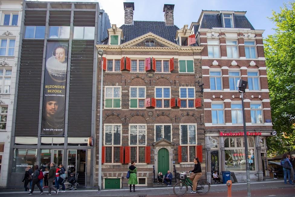 Amsterdam, Dom Rembrandta, Rembrandthuis