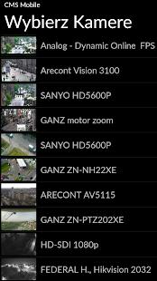 CMS Mobile- screenshot thumbnail