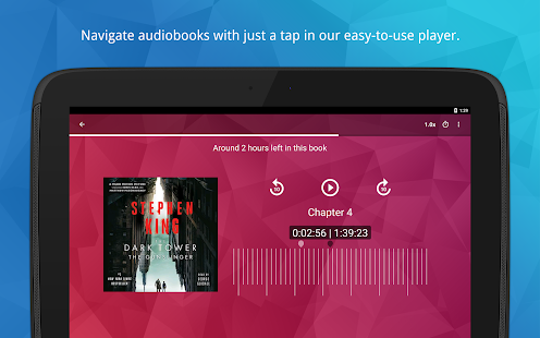 App Kobo Books - eBooks & Audiobooks APK for Windows Phone