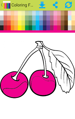 android Coloring For Children Screenshot 4