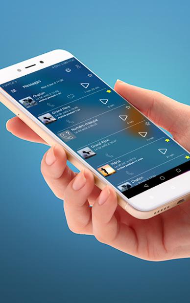 SFR Répondeur + Android App Screenshot