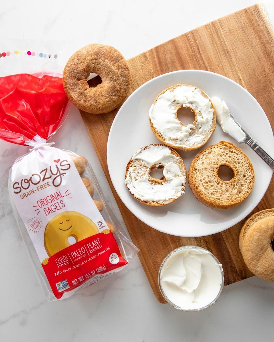 Original Grain-Free Bagels
