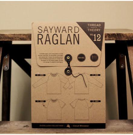 Sayward Raglan no.12
