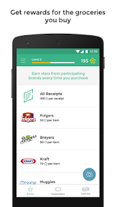 Snapstar-Rewards for receipts screenshot 0