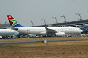 The department of Public Enterprises says it will oppose a bid by South African Airlink to place South African Airways under provisional liquidation.