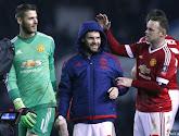 Vier spelers van Manchester United trokken zondagavond naar een concert van Adele