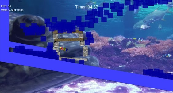 Water Physics Simulation 8