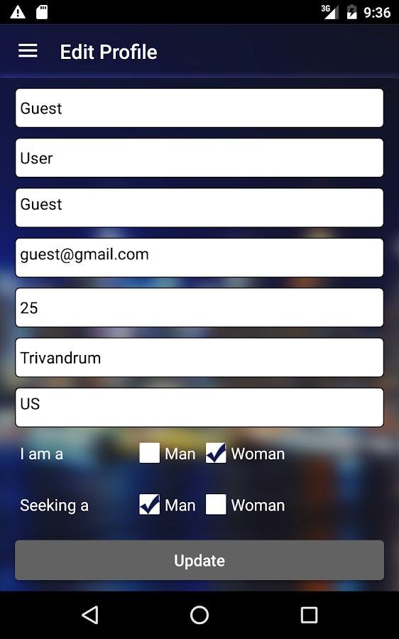 AahaChat - Free Chat Rooms- screenshot