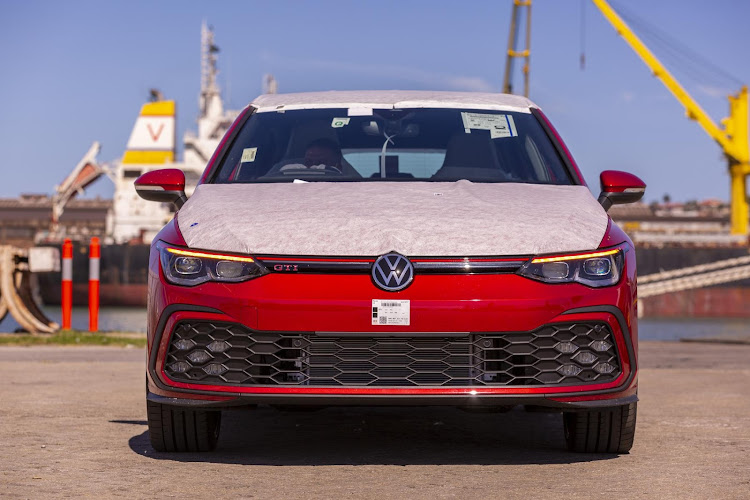 The few Golf 8 GTIs that have arrived in the country will be stockpiled until Volkswagen has enough vehicles for the launch at the beginning of the third quarter.