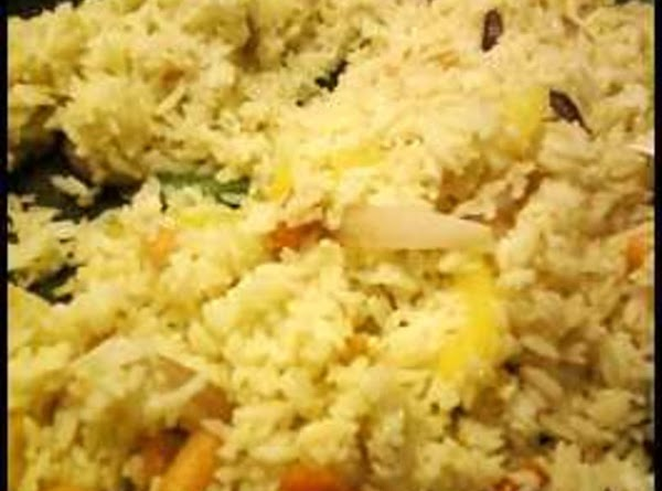 Asian Vegatable Fried Rice Recipe