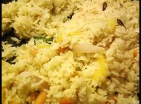 Asian Vegatable Fried Rice