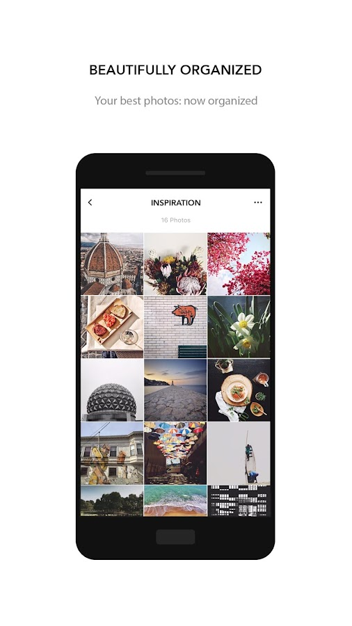 Slidebox - Photo Organizer- screenshot