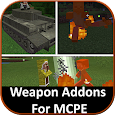 Addon for Minecraft Weapons