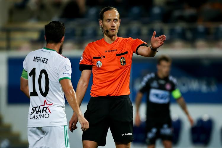 La Fédération Belge de Football est à la recherche de 700 arbitres