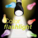 Colored Flashlight with Image icon