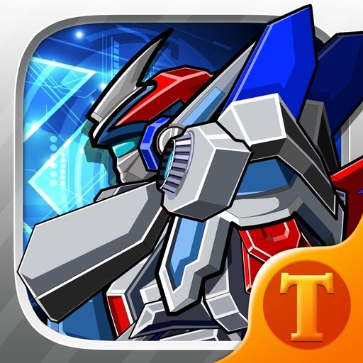 Toy Robot War:Robot Tormentor (game)