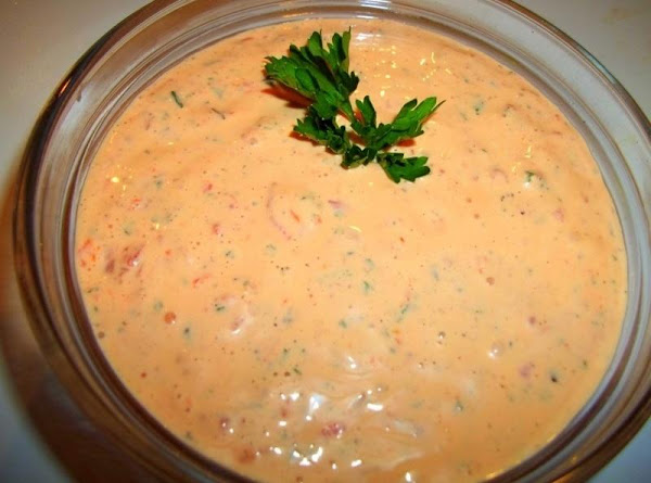 Fire Roasted Red Pepper & Garlic  Mayo Or Dip Recipe