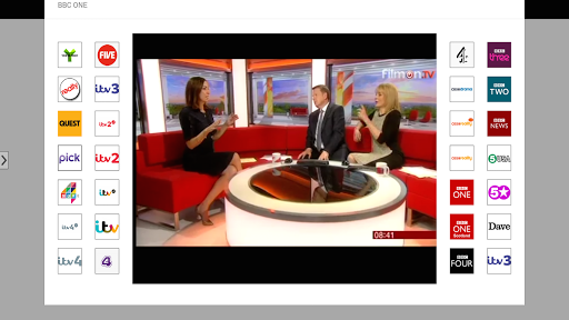 Free Live UK TV