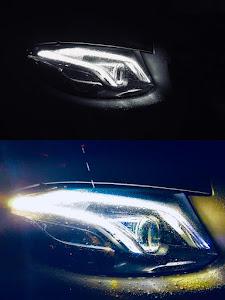Eクラス セダン  W213  E220d アバンギャルドスポーツのカスタム事例画像 星💫さんの2018年12月20日22:19の投稿