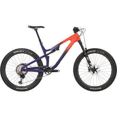 "Salsa 2020 Rustler Carbon XTR Bike - 27.5"" Thumb"