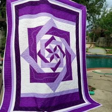 purple star labyrinth