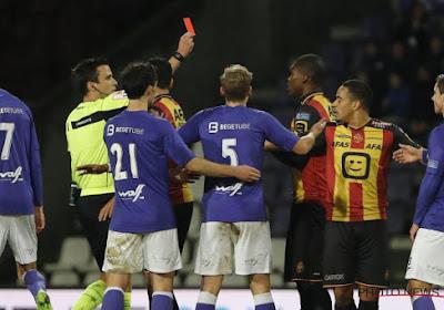 German Mera (KV Mechelen) kreeg een schorsingsvoorstel van vier weken