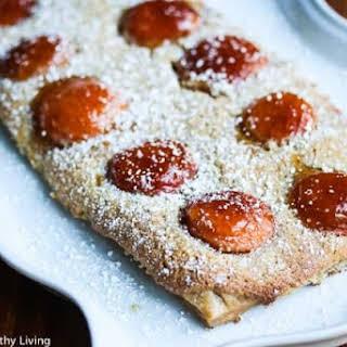 Apricot Almond Frangipane Tart.