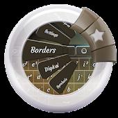 Borders GO Keyboard