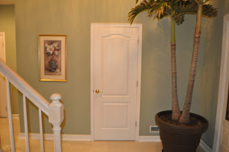 Photo: (Before) Urso's door Marlton, NJ