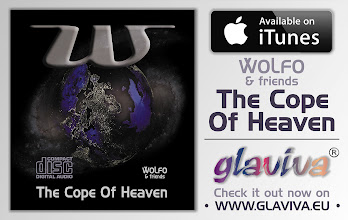 Photo: ------------------------------------------------------------------- The Cope Of Heaven • EP by WOLFO & friends • © 2014 published by GLAVIVA www.glaviva.eu ------------------------------------------------------------------- Now available in the Apple iTunes Music Store: https://itunes.apple.com/album/the-cope-of-heaven-ep/id722875145?at=10lGeA