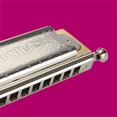 Chromatic Harmonica Prompter