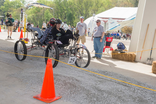 2018 Human Exploration Rover Challenge event