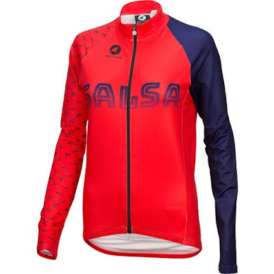 Salsa Women's Team Kit Long Sleeve Jersey